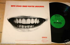 WITH LYONS MAID YOU'RE LAUGHING 1973 MARKETING PRESENTATION AT TALK OF TOWN LP