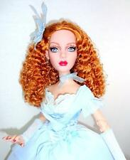 "Glinda in Blue Butterfly Outfit Tonner 19"" Doll Wizard of Oz Good North Witch"