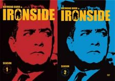 IRONSIDE COMPLETE SEASONS 1 + 2 New Sealed 15 DVD Set