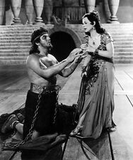 Hedy Lamarr and Victor Mature UNSIGNED photo - D1516 - Samson and Delilah