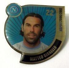 Pin Spilla Calcio Napoli 2006/2007 - Matteo Gianello