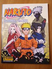 evado mancoliste figurine NARUTO Panini 2002 € 0,30 True spirit of the ninja