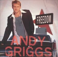 Griggs, Andy: Freedom  Audio Cassette