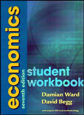 Economics: Student Workbook, Damian Ward, David Begg