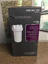 Glacier Bay High Flow - Basic Household Water Filtration System New HDG4HS4