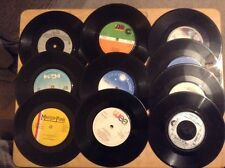 "Bundle Joblot 10 7"" Vinyls Records"
