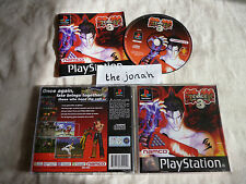 Tekken 3 PS1 (COMPLETE) rare Sony PlayStation fighting black label classic