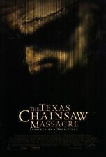 THE TEXAS CHAINSAW MASSACRE - Movie Poster - Flyer - 11 X 17