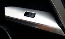 Steel Interior Door Armrest Cover Trims 4pcs For TOYOTA RAV4 2013 2014 2015 2016