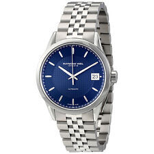Raymond Weil Freelancer Automatic Blue Dial Mens Watch 2740-ST-50021