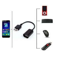 USB 3.0 OTG Host Adapter Cord For Samsung Galaxy S5 SM-G900 a G900t G900v Phone