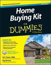 Home Buying Kit For Dummies Brown, Ray, Tyson, Eric Books-Good Condition