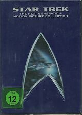Star Trek The Next Generation Motion Picture Collection 7-10 (5 DVDs) Deutsche A