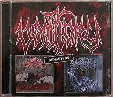 Vomitory - raped in their own blood & redemption / remasters (2-CD), Neuware