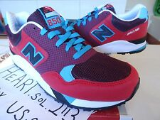 NEW BALANCE 850 RARE QS RONNIE FEIG KITH RED-BLUE M850BR SZ 9.5 MENS US 999 574