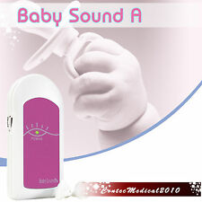 HOME CARE EASY USE Prenatal Fetal Doppler Baby Heart Monitor Babysound A FHR