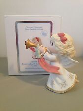 PRECIOUS MOMENT FIGURINE - PEACE ON EARTH AND GOODWILL TO ALL - 131001 - DATED