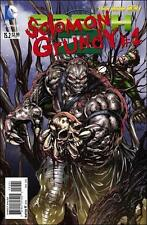 EARTH 2 #15.2 SOLOMON GRUNDY #1 2D DC COMICS FIRST PRINT