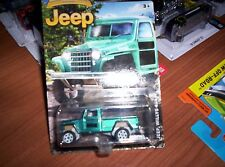 JEEP WILLYS 4X4 - MATCHBOX - 1/55-1/66