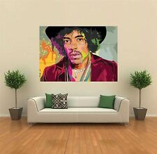 ARTY COOL JIMI HENDRIX  NEW GIANT POSTER WALL ART PRINT PICTURE X1308