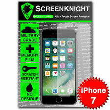 "ScreenKnight Apple iPhone 7 / 4.7"" FRONT SCREEN PROTECTOR Military Shield"