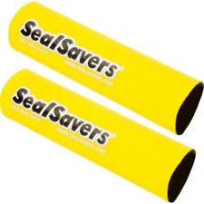 Seal Savers Fork Seal Protection - Yellow SS134Y 77-2381
