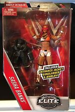 MATTEL WWE ELITE SERIES 44 SASHA BANKS FIGURE DIVAS - NEW IN PACKAGE