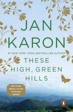 G, These High, Green Hills (The Mitford Years #3), Jan Karon, 9780140257939, Boo