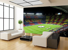 Football Soccer Stadium Lights Color Wall Mural Photo Wallpaper GIANT WALL DECOR