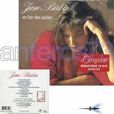 JANE BIRKIN RARE CD 1998 - SERGE GAINSBOURG