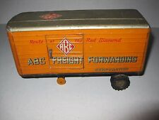 Old Tin 1950'S ABC FREIGHT SEMI TRUCK *Vintage Japan Toy