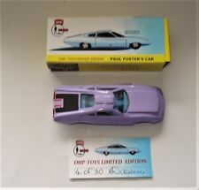 Paul Foster's Car UFO Gerry Anderson Ed Straker Dinky Type SHADO no 4 of 30 Made