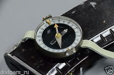 Vintage Authentic Soviet and Russian army Compass
