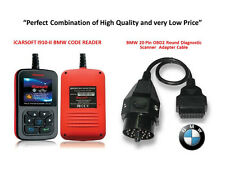 BMW MINI PROFESSIONAL DIAGNOSTIC SCANNER TOOL  OBD iCarsoft i910-II+20 pin Cable