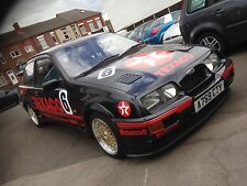 Sierra RS500 Cosworth Texaco Decal Kit