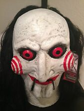 Officially Licensed SAW: Billy Puppet Mask