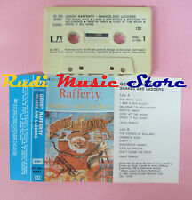 MC GERRY RAFFERTY Snakes and ladders 1980 italy UNITED ARTISTS cd lp dvd vhs