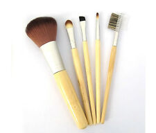 Eco Tools Bamboo Makeup Brush Set 6pcs (Big)