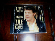 Steve Forbert - Mission Of The Crossroad Palms 1995 Folk CD EXC