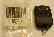 BRAND NEW JAGUAR X308 XJR XKR 4 BUTTON KEY XJ8 XK8 REMOTE FOB LJE2610BB