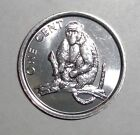 2003 Cook Islands 1 cent Monkey animal coin