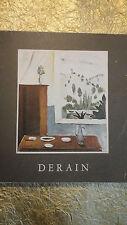 Derain        Rmn - Grand Palais 1976