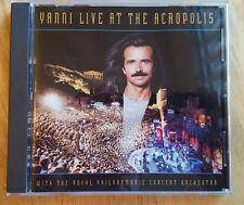 Yanni Live at the Acropolis (CD, 1994, Private)