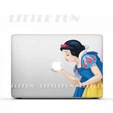 "Macbook Aufkleber color Sticker Skin Decal Macbook Pro 13"" Air 13""Snow White C09"