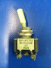 Beech Baron 58 Switch P/N 35-380053-27 (1116-116)