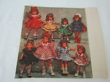 Vintage Madame Alexander Doll Friends Jigsaw Puzzle