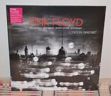 PINK FLOYD - London 1966-1967, Limited Import WHITE VINYL Gatefold New & Sealed!