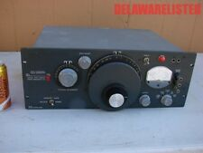 Vintage Tube General Radio Beat Frequency Audio Generator 1304-B Test Equipment