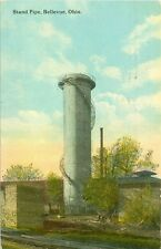 Bellevue, OH The Old Stand Pipe 1917