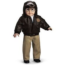 American Girl Molly AVIATOR OUTFIT jacket hat scarf pants  NO doll,shoes,glasses